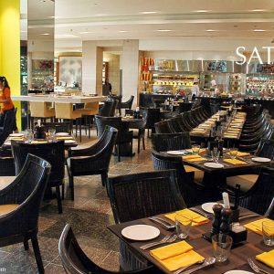 Menikmati Kuliner Musim Gugur di Shangri-La Hotel