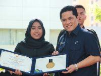 Inasgoc Berikan Penghargaan untuk Artha Graha Peduli