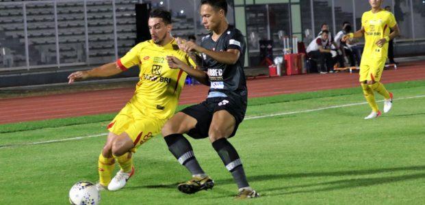 Hasil Seri Bhayangkara FC Vs Tira Persikabo Skor 1-1