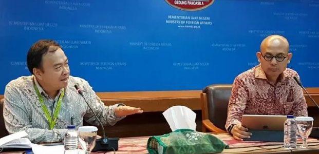 Wakil Duta Besar RI untuk India Meninggal Akibat Covid-19