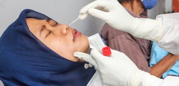 Jumlah Kasus Aktif Covid  Kota Bandung Melonjak, Tembus 100 Per Hari