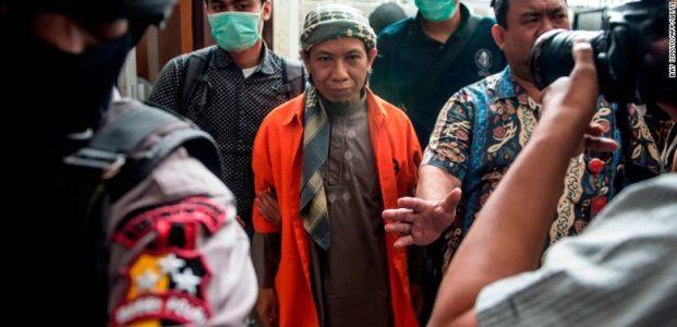 Terdakwa Teroris Aman Abddurrahman Dituntut Hukuman Mati