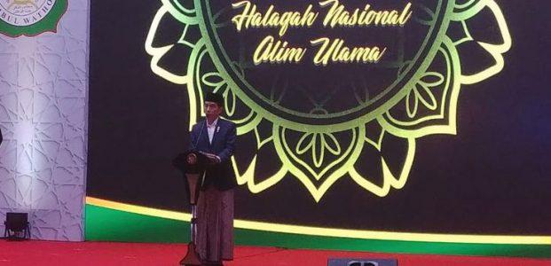 Presiden Jokowi Hadiri Halaqah Nasional Ulama di Jakarta