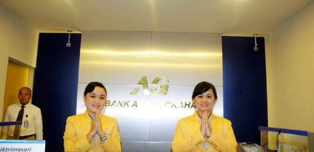 Bank Artha Graha Cetak Laba Bersih Rp33,47 Miliar