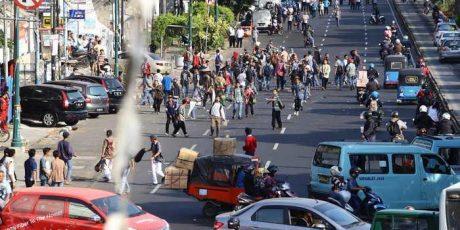 Tawuran Antar warga masih sering terjadi di beberapa wilayah di Ibu Kota