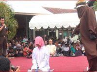 Kejaksaan Negeri Banda Aceh kembali mengeksekusi Cambuk