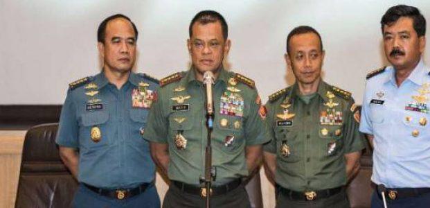 HUT ke-72, TNI Siap Tampilkan Seluruh Kekuatan Alutsista