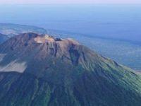 3 Drone Intai Gunung Agung