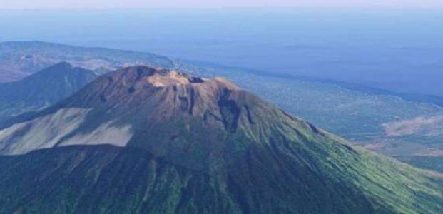 Pantau Kondisi Kawah Gunung Agung, PVMBG Siapkan Drone