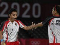 Hasil Final Badminton Olimpiade Tokyo, Greysia/Apriyani Raih Medali Emas!