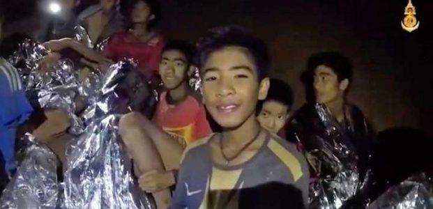 Sukses Evakuasi  Klub Sepak Bola Thailand Diundang ke Final Piala Dunia
