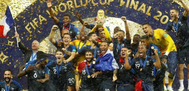 9 Hal  Menarik Usai Prancis Juara Piala Dunia 2018