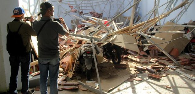 7 Gempa Bumi Hari Ini, 4 Terjadi di Sulawesi dan Sebabkan Kepanikan