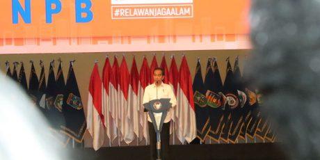 5 Arahan Jokowi Disampaikan Saat Hadiri Rakornas BNPB