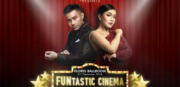 Malam Tahun Baru 2019 di Hotel Borobudur Jakarta bersama Judika and Denada