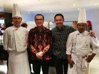 Chef Hotel Borobudur Unjuk Aksi Di Wellington