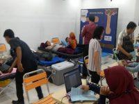 Aksi Donor Darah Di Mall Artha Gading