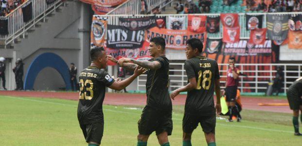 Hasil Seri Antara PS TIRA Persikabo Vs Persija Jakarta Dengan Skor 2-2