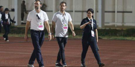 FIFA Sambangi Stadion Pakansari Dan GBK