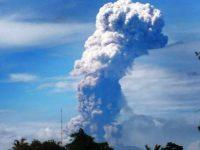 Gunung Soputan Di Sulawesi Utara Kembali Erupsi