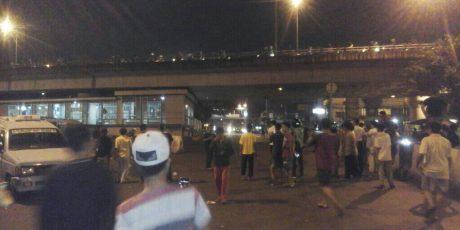 Ledakan Terdengar di Terminal Kampung Melayu