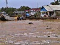 Kota Kendari dan Padang digenangi Banjir dan Tanah Longsor
