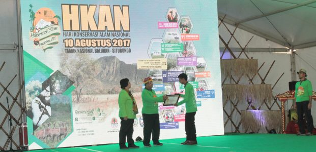 TWNC Raih Penghargaan dari KLHK
