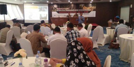 Rencana Strategi Aksi Konservasi Harimau Sumatera