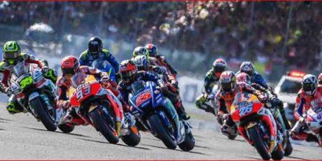 Persaingan Tiga Calon Juara, Moto GP 2017 Di San Marino