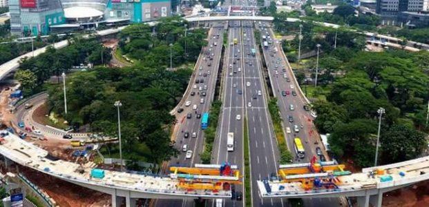 Anggaran Proyek Simpang Susun Semanggi Sisa Rp219 Miliar