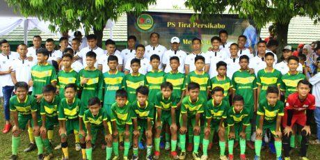 Coaching Clinic Tira Persikabo, Disambut Baik SSB Kabomania