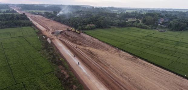 Siapkan 218 km Tol Fungsional Sambut Mudik