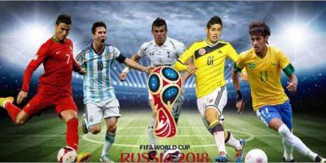 23 Negara yang Lolos ke Piala Dunia 2018