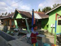 Gempa Berkekuatan 7,7 SR Guncang Donggal Sulawesi Tengah