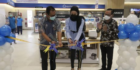 Electronic City The Park Sawangan Ada Program Gratis Belanja Dan Hadiah Langsung
