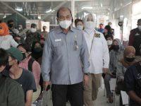 Dalam Menangani Pandemi Covid-19,Nono Sampono Minta Masyarakat Bersatu Bersama Pemerintah dan Swasta