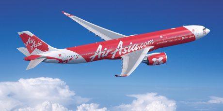 Pilot wanita Airasia pakai hijab eksklusif