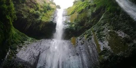 Sangat Mempesona Air Terjun Tertinggi Di Jawa