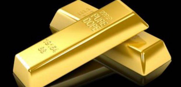 Harga Emas Dunia Anjlok