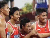 Torehan Medali Asian Games 2018, Kamis (30/8/2018)