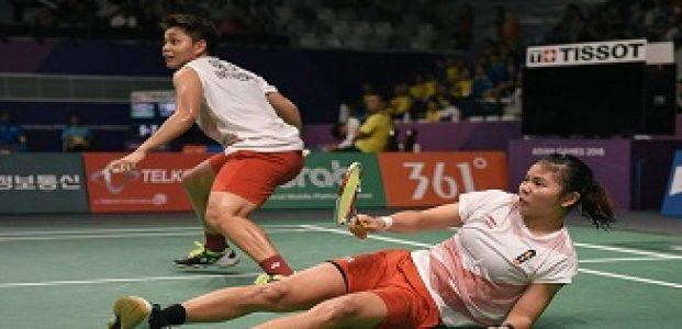 Greysia/Apriyani Kandas ke Final Jepang Open 2018