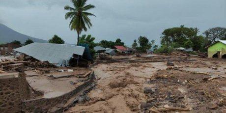 BNPB Minta Pemda Waspadai Bibit Siklon Tropis