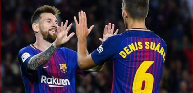 Barcelona Pesta Gol Hadapi Elbar, 6 – 1