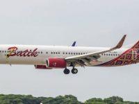 Batik Air Tujuan Jakarta Mendadak Mendarat di Kualanamu