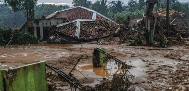 Lebih 17 Ribu Warga Lebak Banten Mengungsi, Akibat Banjir Bandang
