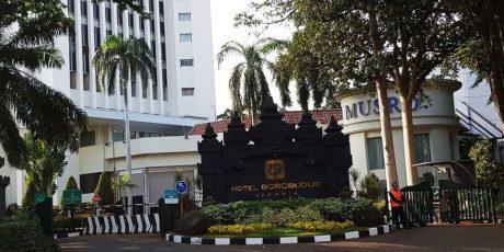 Penjelasan Hotel Borobudur Tentang Penganiayaan 2 Pegawai KPK