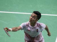 China Open 2018, Anthony Melaju ke Babak Kedua