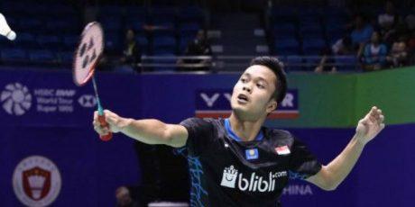 Enam Wakil Indonesia Berjuang Untuk Merebut Tiket Semifinal