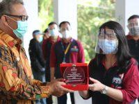 Pemkab Bogor Gandeng Yayasan Artha Graha Peduli Dalam Penanganan Covid-19