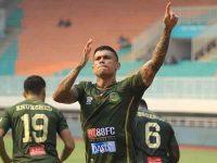 Pemain Tira Persokabo Ciro Alves, Layak Main Di Liga Inggris